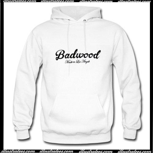 Zendaya Badwood Hoodie Ap