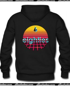 Sunset Overdrive Hoodie Back AI