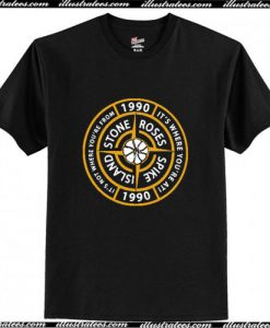 The Stone Roses Spike Island T-Shirt Ap