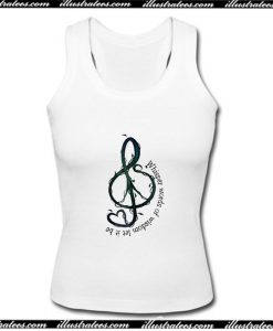 Whisper Words Of Wisdom Let It Be Tank Top Ap