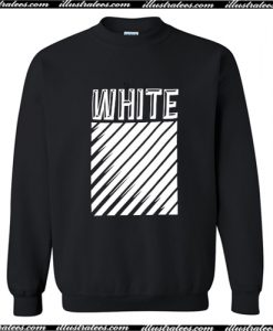 2019 Off White Virgil Abloh Sweatshirt AI