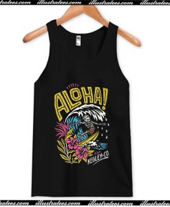 Aloha Tee Tank Top AI