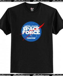 SPACE FORCE T-Shirt AI