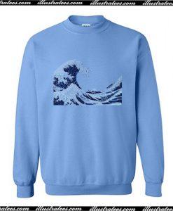 The Big Wave Sweatshirt AI