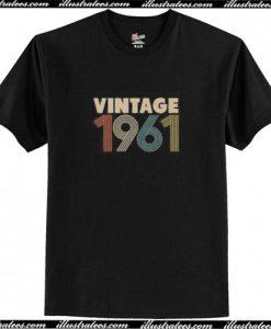 Vintage 1961 T-Shirt AI