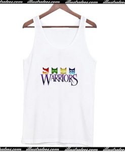 Warrior Cats Tank Top AI