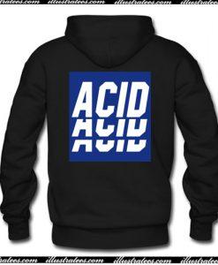 Acid Hoodie Back AI