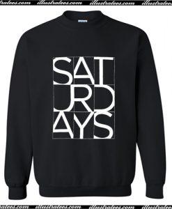 Saturdays Surf NYC Sweatshirt AI