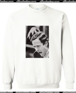 Ted Bundy Photo Sweatshirt AI