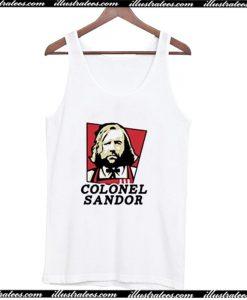 The Colonel Sandor Tank Top AI