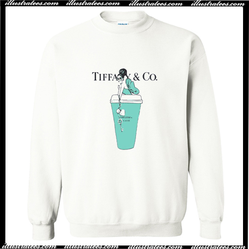 Tiffany & Co Disney Tinkerbell Sweatshirt AI