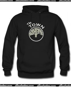 Warriors the Town Hoodie AI