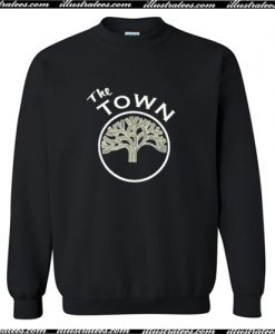 Warriors the Town Sweatshirt AI