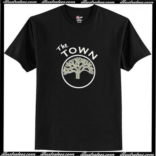 Warriors the Town T-Shirt AI