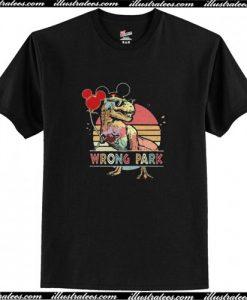 Wrong Park T-Shirt AI