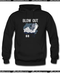 Zion Williamson Nike Blow Out 88 72 Hoodie AI