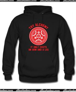 Alchemy It Only Costs an Arm and a Leg Hoodie AI