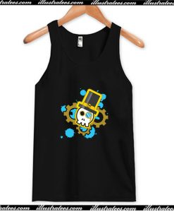 Strapping young skull Tank Top AI