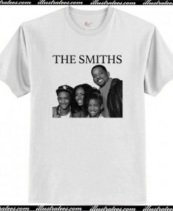 The Smiths Band Will Smith T Shirt AI
