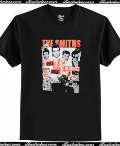 The Smiths Rock Band Trending T Shirt AI