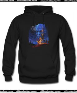 Throne Wars I Am the Sword in the Darkness Watcher Hoodie AI