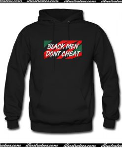Tristan Thompson Black Men Don't Cheat Hoodie AI