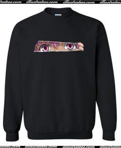 Yuno gasai Eyes Sweatshirt AI