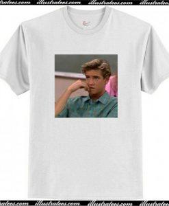 Zack Morris T Shirt AI