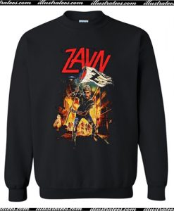 Zayn Malik Zombies Slayer Sweatshirt AI