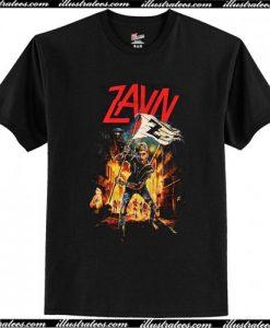 Zayn Malik Zombies Slayer T Shirt AI
