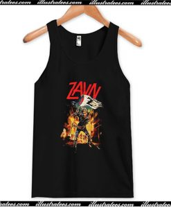 Zayn Malik Zombies Slayer Tank Top AI