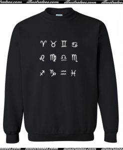 Zodiak Sweatshirt AI