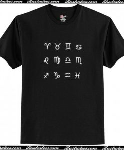 Zodiak T Shirt AI