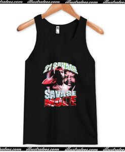 21 Savage Mode Tank Top AI