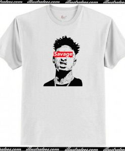 21 Savage T-Shirt AI