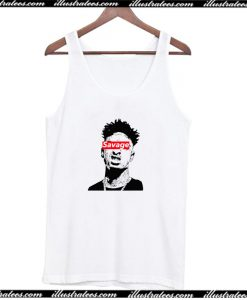21 Savage Tank Top AI