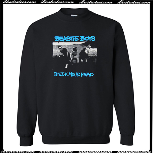 a23051ebf Beastie Boys Check Your Head Sweatshirt AI