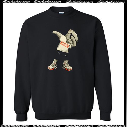 Dog Savage Sweatshirt AI