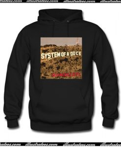 System of a duck Hoodie AI