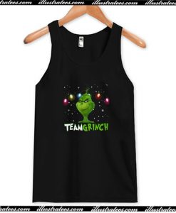 Team Grinch Tank Top AI