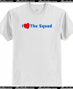 The Squad T-Shirt AI