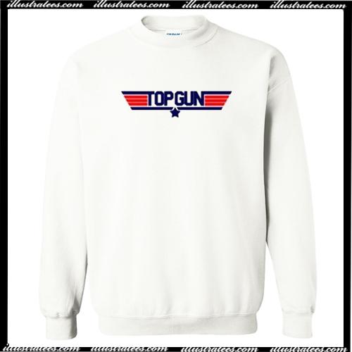 Top Gun Sweatshirt AI