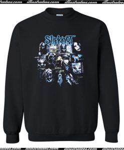 Vintage Slipknot Sweatshirt AI