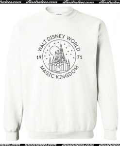Walt Disney World Sweatshirt AI