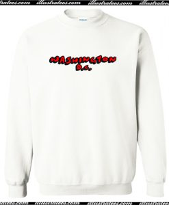 Washington Dc Sweatshirt AI