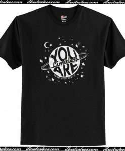 You are Limitless T-Shirt AI