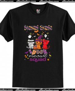 2nd Grade Halloween T-Shirt AI