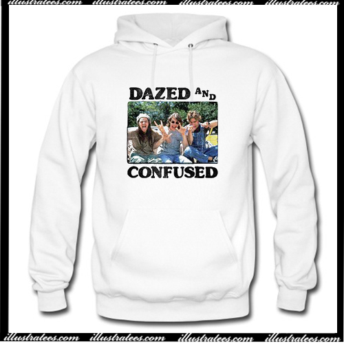 Dazed And Confused Hoodie AI