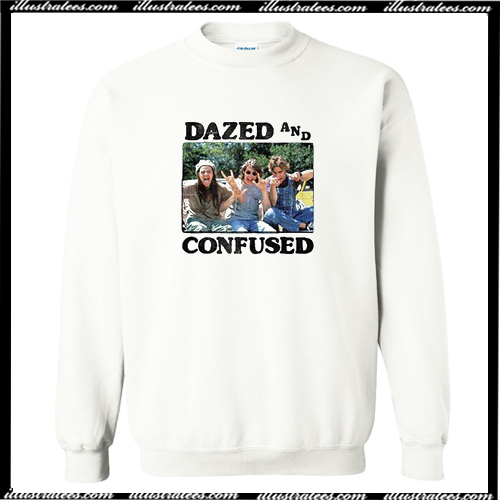 Dazed And Confused Sweatshirt AI