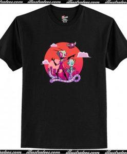 Invader Zim T-Shirt AI